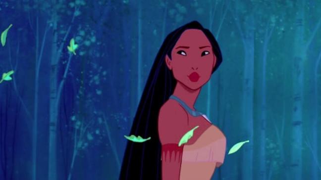 Off My Shelf Pocahontas 1995 Every Movie On My Shelf